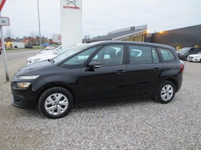 usata Citroën Grand C4 Picasso 1,6 BlueHDi 120 Seduction EAT6