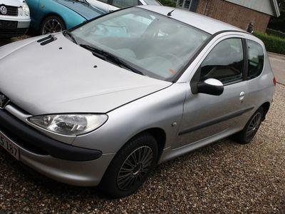 brugt Peugeot 206 1,1 XR