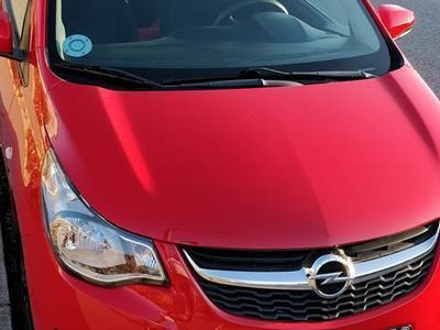 brugt Opel Karl 1,0 Coupé