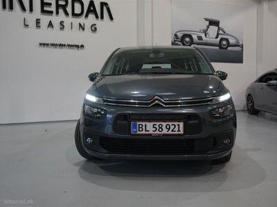 usata Citroën Grand C4 Picasso 1,6 Blue HDi Seduction EAT6 start/stop 120HK 6g Aut.
