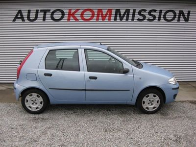 brugt Fiat Punto 1,2 Ciao Plus 60HK 5d