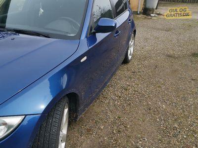 brugt BMW 116 d 2.0 diesel