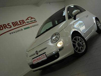 brugt Fiat 500 1,2 Lux