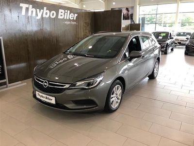 brugt Opel Astra Sports Tourer 1,0 Turbo Enjoy Start/Stop 105HK Stc