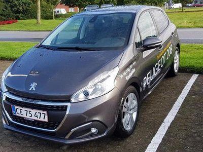 brugt Peugeot 208 1,5 BlueHDi Signature Sky 100HK 5d