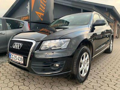 brugt Audi Q5 3,0 TDi 240 quattro S-tr.