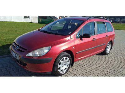 brugt Peugeot 307 1,6 Stationcar