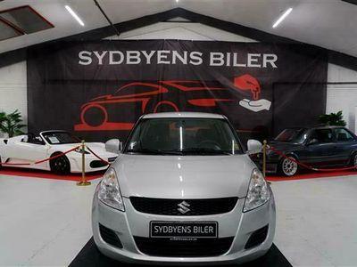brugt Suzuki Swift 1,2 16V Young 94HK 5d