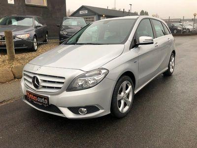 usado Mercedes B200 1,6 BE