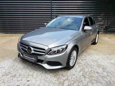 brugt Mercedes C220 d 2,1 Bluetec AMG Line 7G-Tronic Plus 170HK 7g Aut.