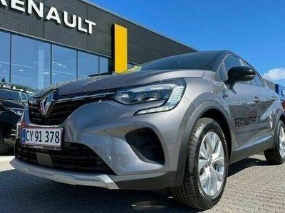 brugt Renault Captur 1,5 dCi 115 Zen EDC