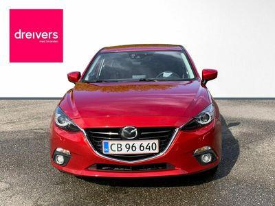 brugt Mazda 3 2.0 SKYACTIV-G 165 HK