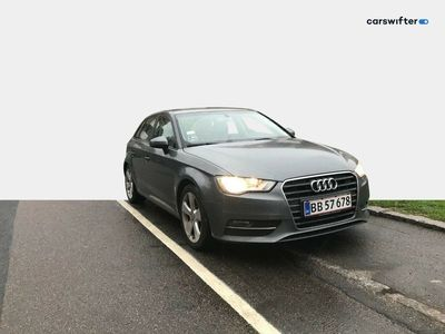 brugt Audi A3 Sportback 2,0 TDI Ambition 150HK Stc 6g