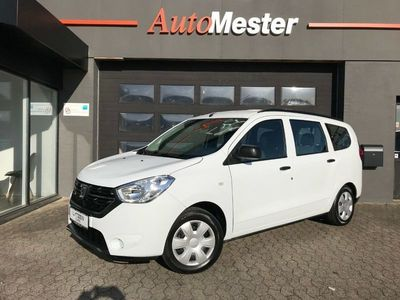brugt Dacia Lodgy 1,6 Sce 100 Ambiance