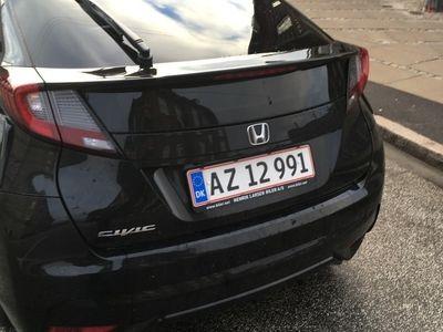 brugt Honda Civic 1.6 i-DTEC