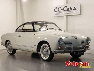 brugt VW Karmann Ghia Coupe