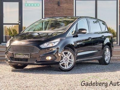 brugt Ford S-MAX 1,5 SCTi 160 Titanium