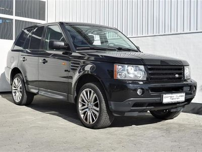 brugt Land Rover Range Rover Sport 4,2 4x4 390HK 5d Aut.