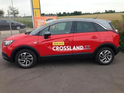 gebraucht Opel Crossland X 1,2 INNOVATION 81HK 5d