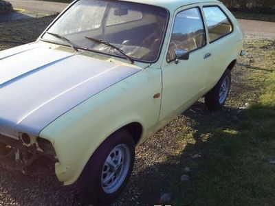 brugt Opel Kadett c city 1,2