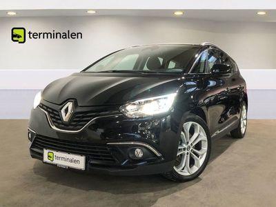 brugt Renault Grand Scénic IV 1,2 TCe 130 Zen 7prs