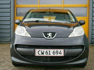 brugt Peugeot 107 1,0 Smile