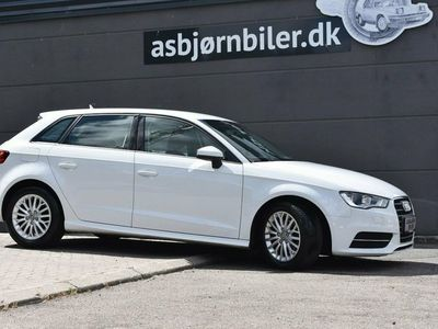 used Audi A3 Sportback 1,6 TDi 110 Ultra Attraction