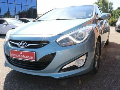 brugt Hyundai i40 1,7 CRDi 115 Comfort