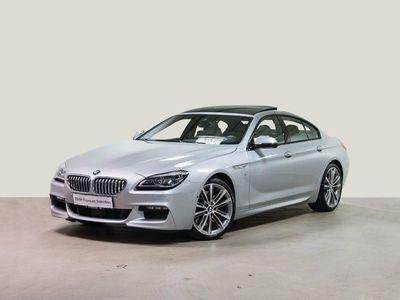 brugt BMW 650 i 4,4 Gran Coupé aut.