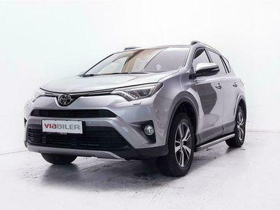 brugt Toyota RAV4 2,0 VVT-I T3 Safety Sense 4x4 CVT 151HK 5d 6g Aut.
