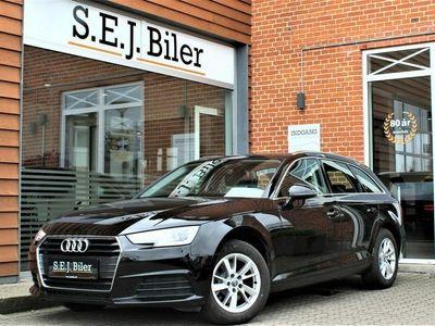 used Audi A4 2,0 TDi Avant S-tr. 150HK aut 5d