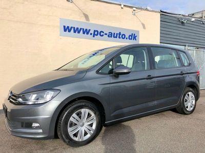 brugt VW Touran 1,2 TSi 110 Trendline 7prs 5d