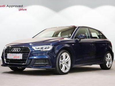 brugt Audi A3 Sportback 40 TFSi Limited+ quattro S-tr