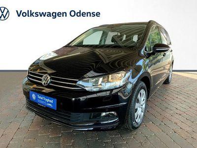 brugt VW Touran 1,5 TSi 150 Comfortline DSG 7prs