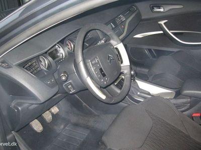 brugt Citroën C5 HDI 140 tourer 140HK Stc