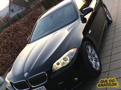 brugt BMW 520 NY PRIS! Komplet M-Tech BMW 520D Touring