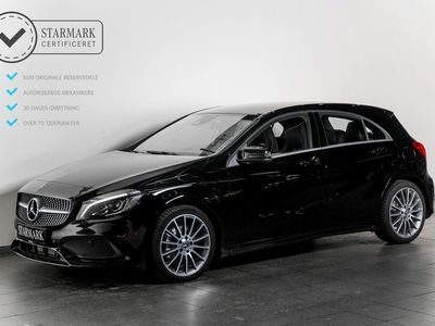 used Mercedes A200 d 2,2 Edition