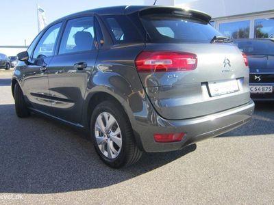brugt Citroën C4 Picasso 1,6 e-HDi Seduction 115HK 6g