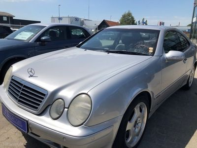 usado Mercedes CLK430 4,3 279HK 2d Aut.