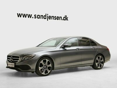 used Mercedes E220 2,0 Avantgarde aut.