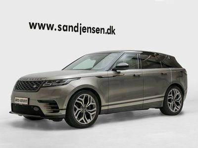 brugt Land Rover Range Rover Velar 3,0 P380 First Edition aut.