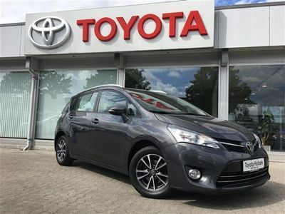 gebraucht Toyota Verso 7 pers. 1,6 D-4D T2 Touch 112HK 6g