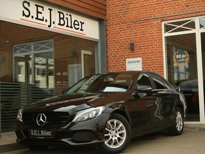 begagnad Mercedes C220 d 2,1 170HK aut 4d