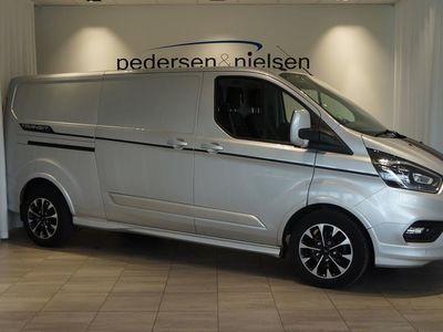 usado Ford Custom Transit310 L2H1 2,0 TDCi Sport 170HK Van 6g Aut.