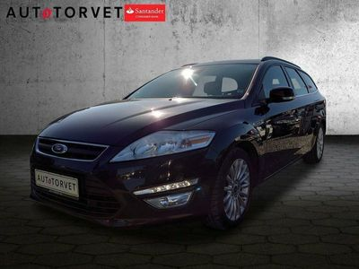 brugt Ford Mondeo 1,6 TDCi 115 Trend stc. ECO