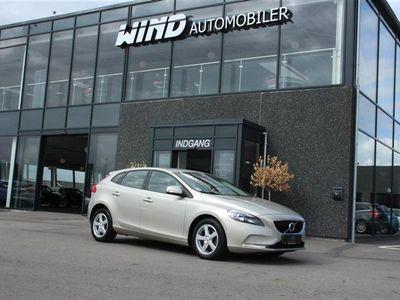 brugt Volvo V40 2,0 D2 Kinetic 120HK Stc 6g