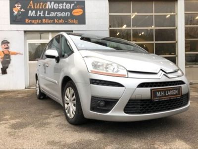 brugt Citroën C4 Picasso 1,6 HDI VTR Pack