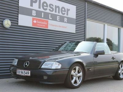 used Mercedes S280 2,8 Cabriolet