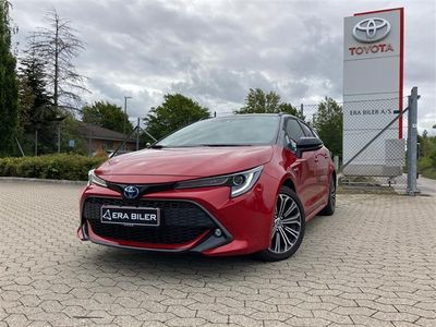 brugt Toyota Corolla Touring Sports 2,0 B/EL H3 Premium E-CVT 184HK Stc 6g Aut.