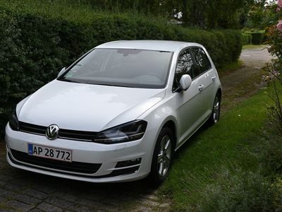 brugt VW Golf 1.4 TSI BMT 140 HK 5 DØRS DSG7